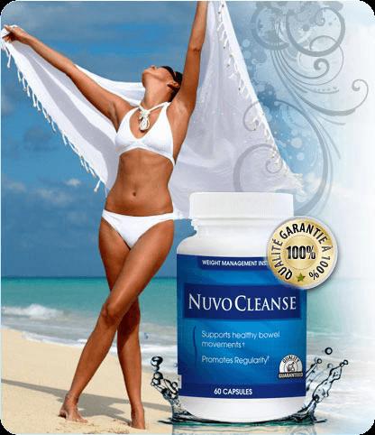 Nuvo Cleanse est un nettoyeur de côlon inédit